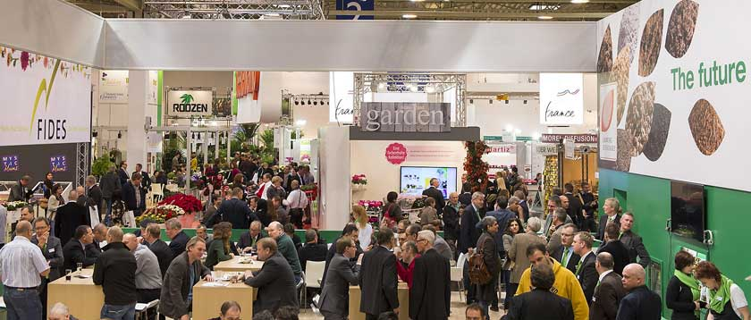 CQPLANTS at IPM ESSEN 2015